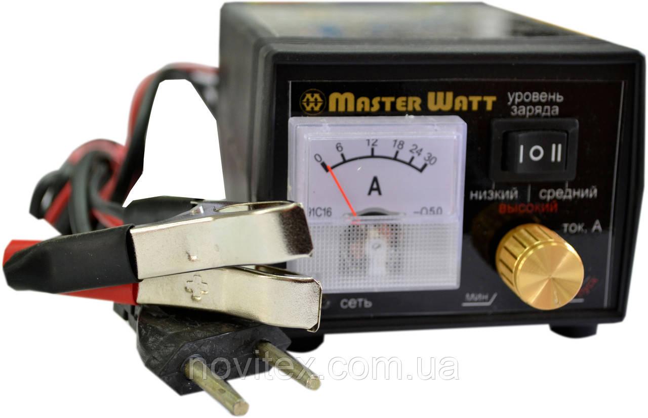 Импульсное зарядное устройство Master Watt 12В 25А