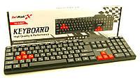 Клавиатура HI-RALI HI-KB07 Black USB
