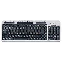 Клавиатура REAL-EL Comfort 7010 USB Silver-Black