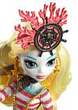 Кукла Monster High Лагуна Блю Кораблекрушение, фото 4