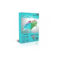Бумага А4 SPECTRA (80 г/кв.м.) 100 лис., насыщенный синий tourquoise it 220