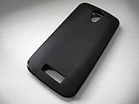 Чехол TPU для Homtom HT7 / HT7 Pro Оригинальный Бампер черный, фото 1