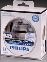 Philips white vision +60% h7 12v 55w