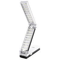 Фонарь настольный аккумуляторный Yajia YJ-6830TP, светодиодный светильник