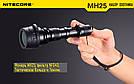 Набор для ночной охоты Nitecore MH25, 960 люмен, 310 метров, 1x18650, фото 6