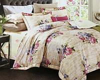 Жаккардовое постельное белье Гобелен Prestij Textile 01474
