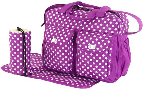 Ярка замечательная сумка для прогулок с малышом Traum 7010-34
