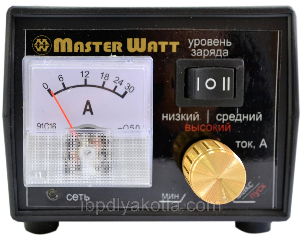 Master Watt 12В 25А