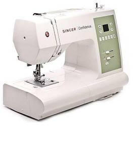 Комп'ютерна швейна машина Singer Confidence 7467