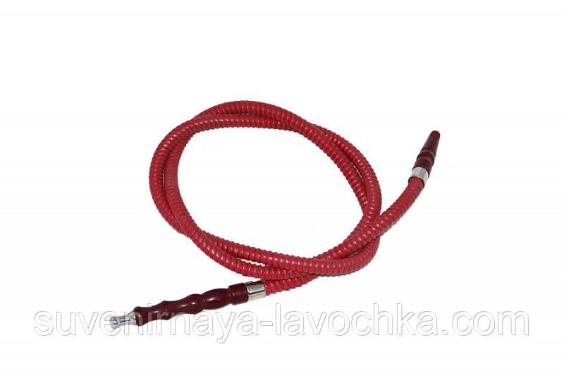 Шланг для кальяна, средний красного цвета ( Китай 1,5м )