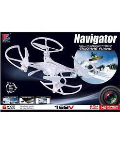 Квадрокоптер навігатор з камерою Quadcopter Navigator Enjoying Flying 169V