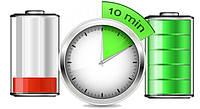 Уникальные батареи со скоростью заряда в сто раз выше, чем у обычных батарей