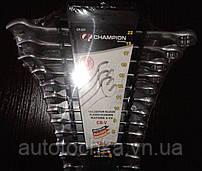 Набор ключей рожково-накидных 12-ед Champion Польша.