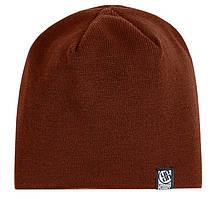 Мужская коричневая зимняя шапка Urban Planet С26 BRWN
