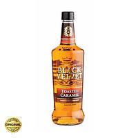 Виски Black Velvet Toasted Caramel (Блек Вельвет Карамель) 1л
