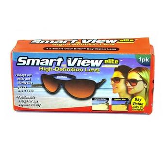 Солнцезащитные, антибликовые очки для спортсменов и водителей SMART VIEW ELITE