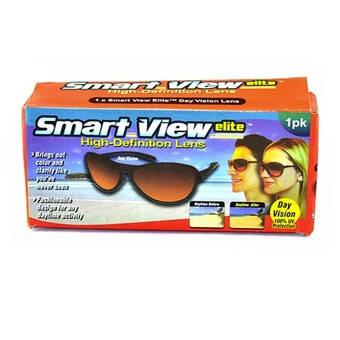 Солнцезащитные, антибликовые очки для спортсменов и водителей SMART VIEW ELITE, фото 2