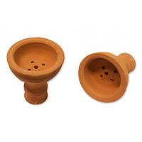 Чашка глиняная внешняя 5 дырок, чашка для недорогих кальянов