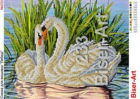"Картина  ""Лебеді"" №233"