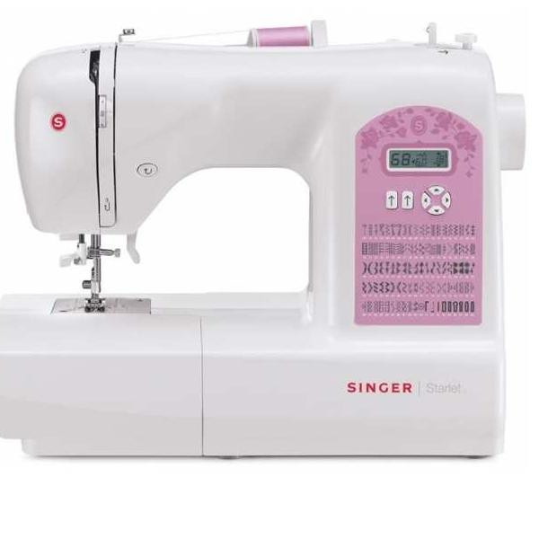 Комп'ютерна швейна машина Singer Starlet 6699