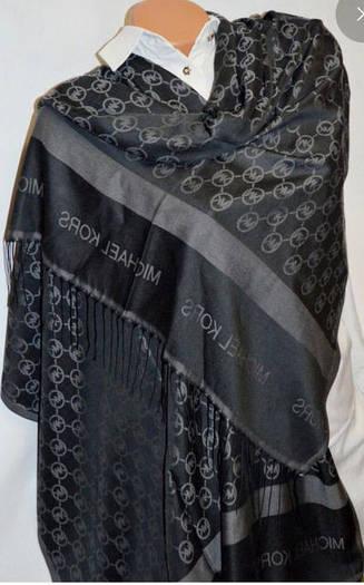Женский шарф Michael Kors (Майкл Корс) черный