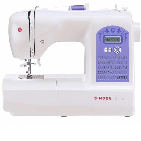 Компьютерная швейная машина Singer Starlet 6680