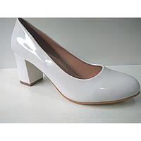 """Свадебные туфли """"К-л-325"""" 6 см Размер 36 (Последний размер - СКИДКА)"""