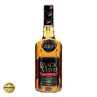 Виски Black Velvet Reserve 8 yo (Блек Вельвет Резерв 8 лет) 40% 1L