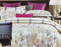 Жаккардовое постельное белье Гобелен Prestij Textile 98031