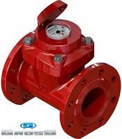 Счетчик Gross WPW-UA 80/225 Ду 80 на горячую воду турбинный