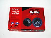 Пищалки (твитер) SONY xs-H99. Качественный звук. Хорошая сборка. Практичный дизайн. Низкая цена. Код: КДН848