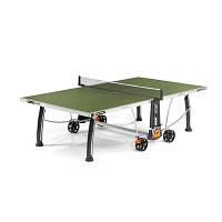 Настольный теннис 300S  SPORT OUTDOOR Green