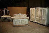 Спальня Барокко біла