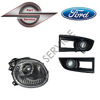 Противотуманная фара на Ford Focus Форд Фокус