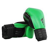 Боксерские перчатки Hybrid 200 зеленый/черный 2017