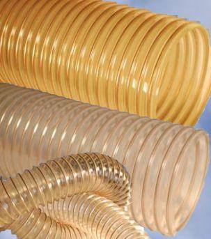 Аспирационные трубопроводы ПУР (полиуретан)