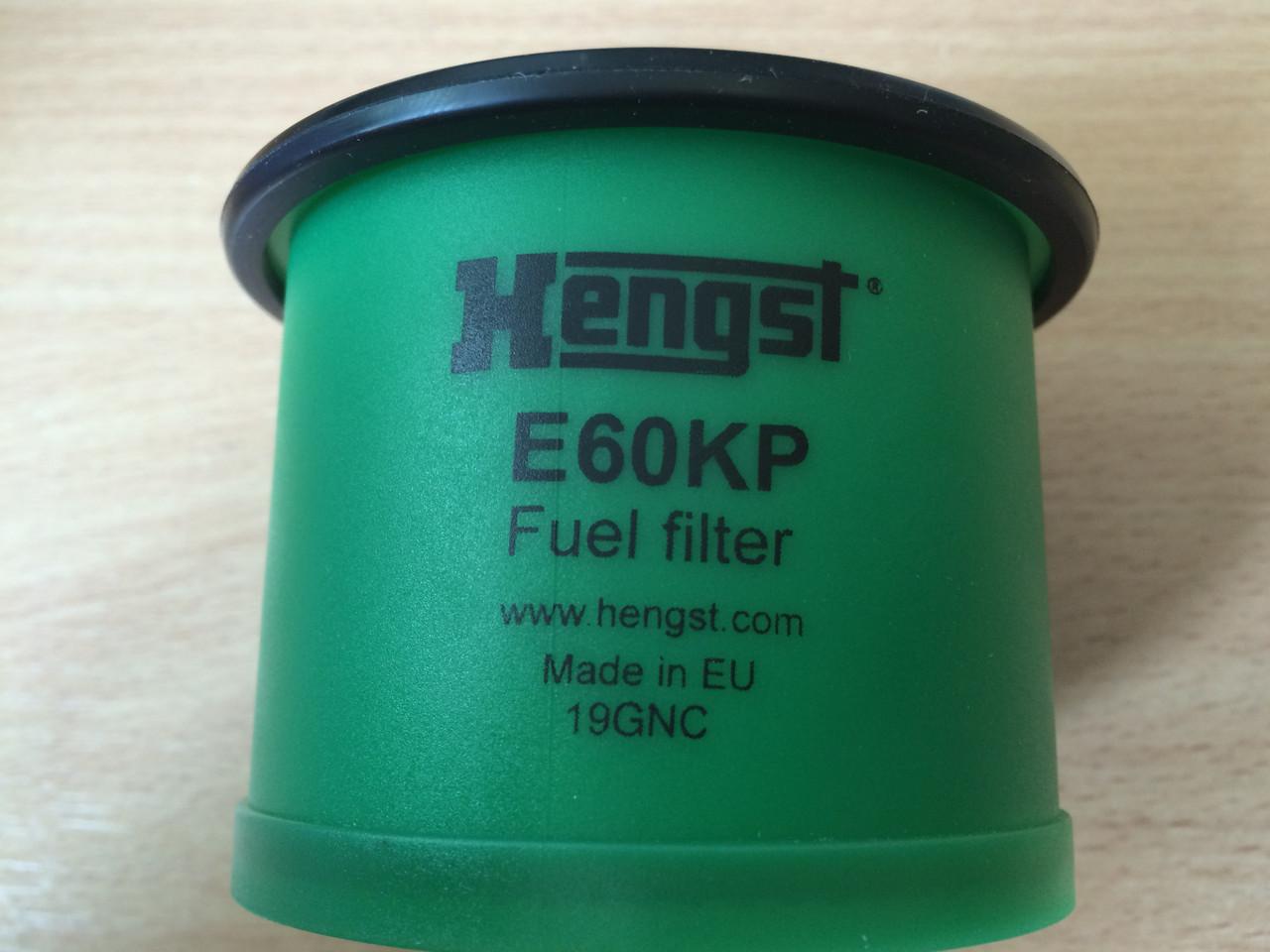 Фильтр топливный Expert Scudo Jumpy 95-06 | 1.9TD | HENGST