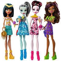 Набор из 4-х кукол Монстры с мороженым - Ice Scream Ghouls Exclusive 4 Doll Set