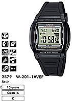 Оригинальные Часы Casio W-201-1AVEF