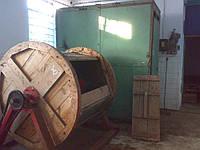 Оборудование для вычинки(обработки) меховых шкур и кожи