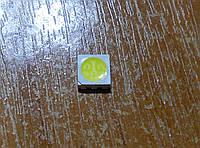 Светодиод  SMD 5050 белый 6200k