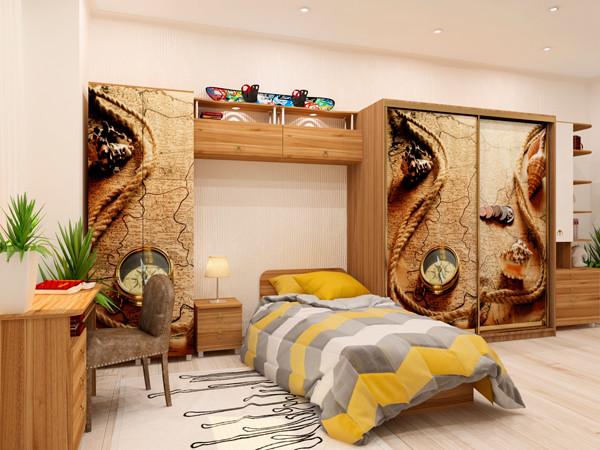 набор мебели для детской спальни ровесник продажа цена в киеве