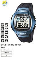 Оригинальные Часы Casio W-210-1BVEF