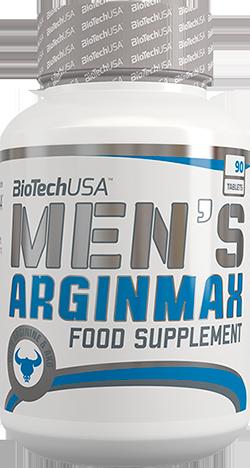 BioTech USA Men's Arginine 90t