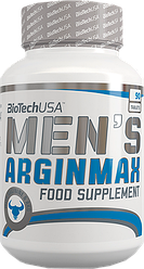 BioTech USA Men's Arginmax 90t