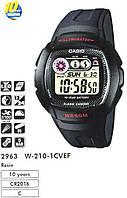 Оригинальные Часы Casio W-210-1CVEF