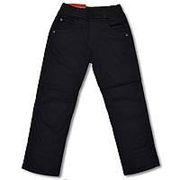 Утепленные брюки на флисе для мальчиков, 6 лет