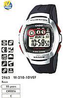 Оригинальные Часы Casio W-210-1DVEF