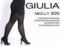 Женские колготы больших размеров MOLLY 200 (хлопок)