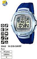 Оригинальные Часы Casio W-210-2AVEF